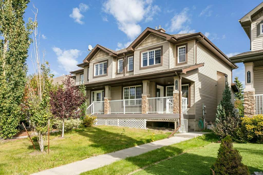 Main Photo: 1517 RUTHERFORD Road in Edmonton: Zone 55 Attached Home for sale : MLS®# E4214808