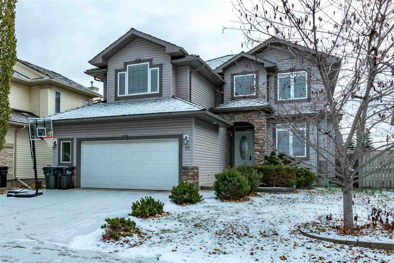 Main Photo: 65 NOTTINGHAM INLET: Sherwood Park House for sale : MLS®# E4219096