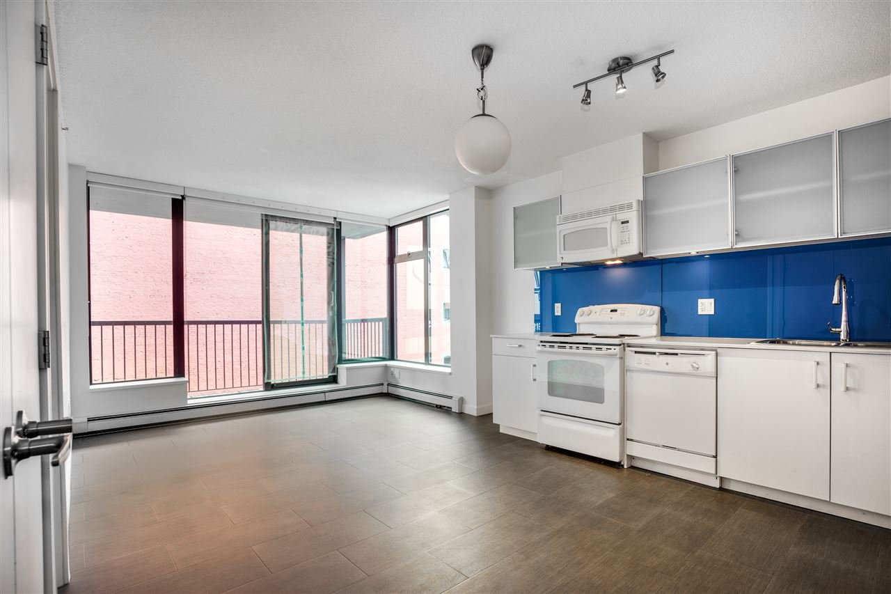 Main Photo: 501 66 W CORDOVA STREET in Vancouver: Downtown VW Condo for sale (Vancouver West)  : MLS®# R2490366