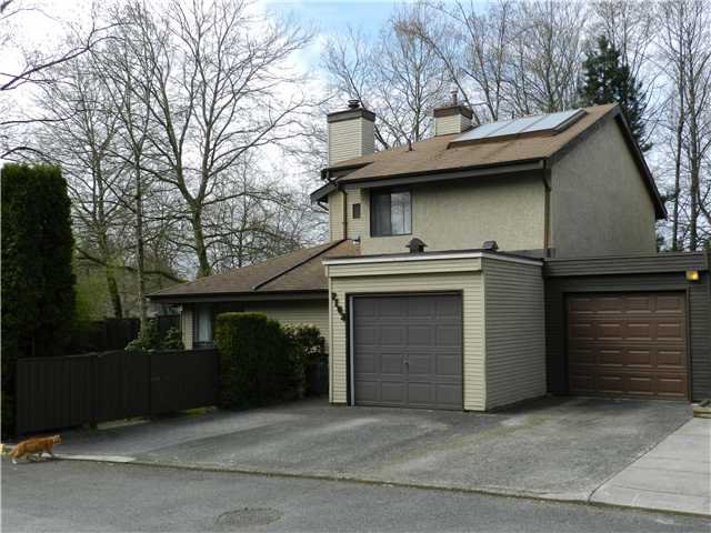 """Main Photo: 7103 CAMANO ST in Vancouver: Champlain Heights Condo for sale in """"SOLAR WEST"""" (Vancouver East)  : MLS®# V943622"""