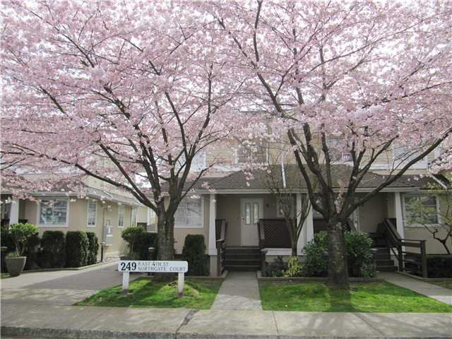 Main Photo: 9 249 E 4TH Street in North Vancouver: Lower Lonsdale Condo for sale : MLS®# V947028