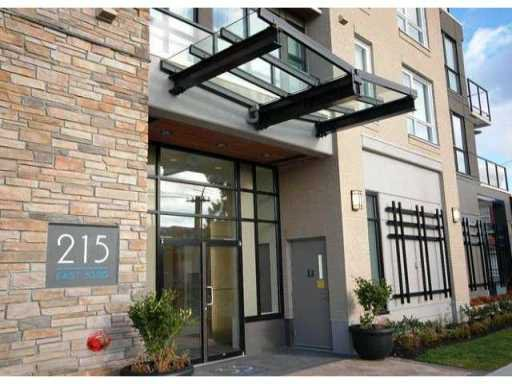 Main Photo: 312 215 33rd Avenue in Vancouver: Main Condo for sale (Vancouver East)  : MLS®# V953342