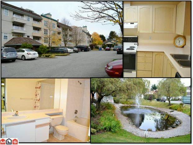 "Main Photo: 310 10038 150TH Street in Surrey: Guildford Condo for sale in ""Mayfield Green"" (North Surrey)  : MLS®# F1225398"