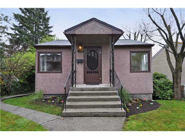Main Photo: 1104 NANAIMO Street in New Westminster: Moody Park House for sale : MLS®# V1002969