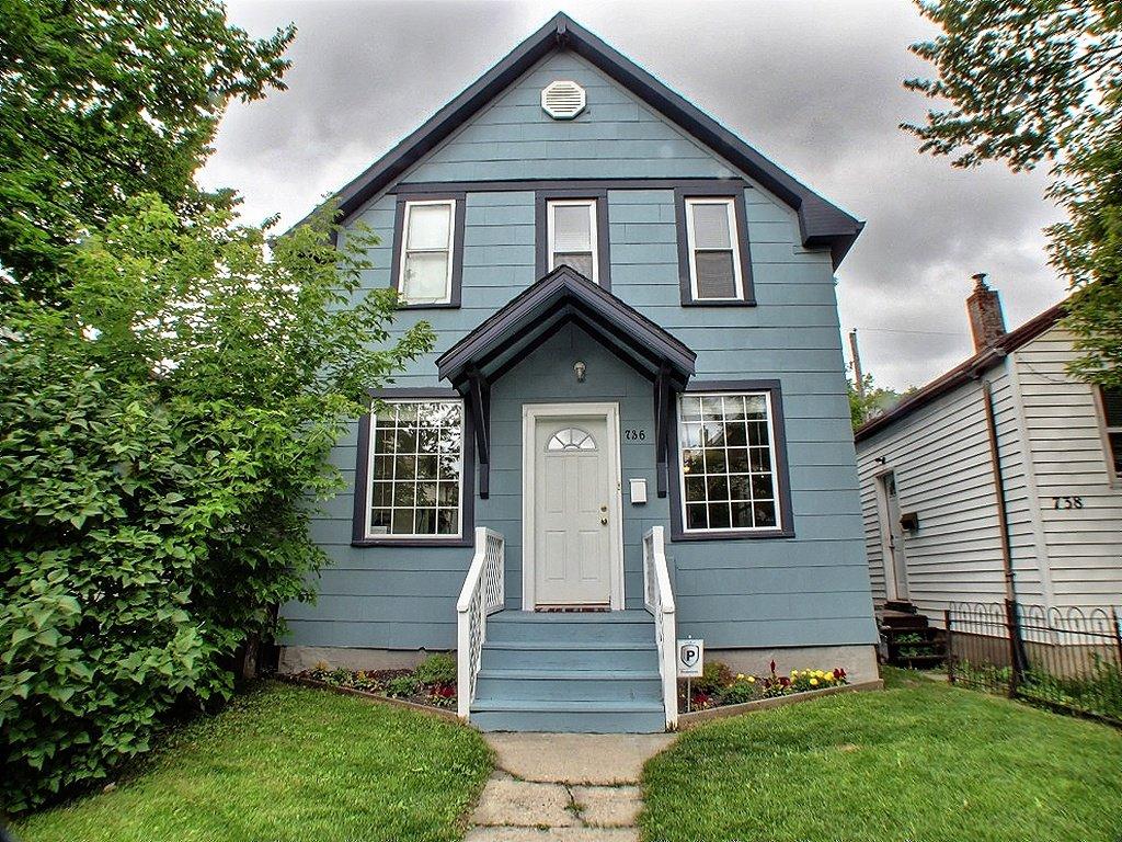 Main Photo: 736 Valour Road in Winnipeg: West End / Wolseley Residential for sale (Central Winnipeg)  : MLS®# 1316856