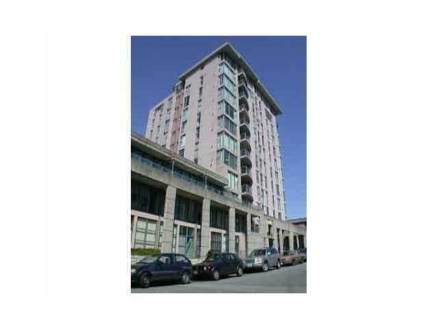 "Main Photo: 305 1633 W 8TH Avenue in Vancouver: Fairview VW Condo for sale in ""FIRCREST"" (Vancouver West)  : MLS®# V1032090"