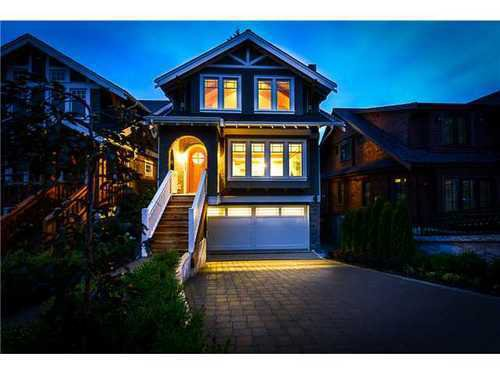 Main Photo: 1867 35TH Ave W in Vancouver West: Quilchena Home for sale ()  : MLS®# V1022726
