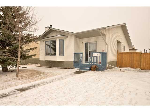Main Photo: 29 WEST EDGE Road: Cochrane Residential Detached Single Family for sale : MLS®# C3605260