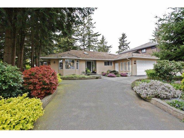 "Main Photo: 5609 120TH Street in Delta: Sunshine Hills Woods House for sale in ""Panarama R idgeSunshine Hills Woods"" (N. Delta)  : MLS®# F1409784"