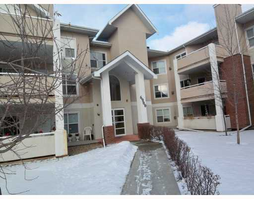 Main Photo: 108 6900 HUNTERVIEW Drive NW in Calgary: Huntington Hills Condo for sale : MLS®# C3366004
