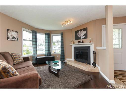 Main Photo: 1279 Lidgate Court in VICTORIA: SW Strawberry Vale Single Family Detached for sale (Saanich West)  : MLS®# 352512