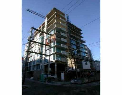 "Main Photo: 303 1530 W 8TH AV in Vancouver: Fairview VW Condo for sale in ""PINTURA"" (Vancouver West)  : MLS®# V526090"