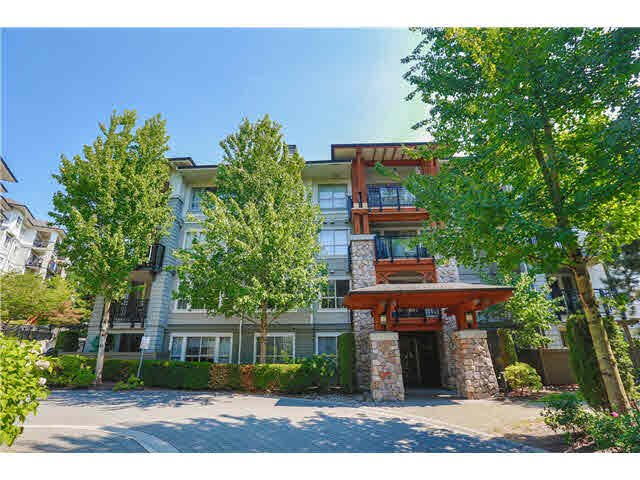 "Main Photo: 503 2966 SILVER SPRINGS Boulevard in Coquitlam: Westwood Plateau Condo for sale in ""TAMARISK@SILVER SPRINGS"" : MLS®# V1138768"