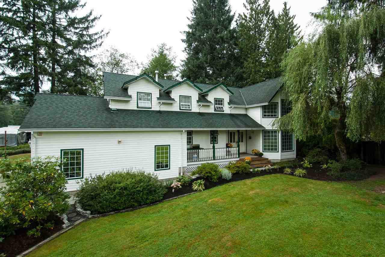 "Main Photo: 22909 132 Avenue in Maple Ridge: Silver Valley House for sale in ""GOLDEN RIDGE FARM"" : MLS®# R2003101"