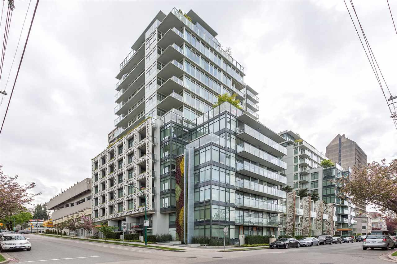 """Main Photo: 1001 728 W 8TH Avenue in Vancouver: Fairview VW Condo for sale in """"700 WEST 8TH"""" (Vancouver West)  : MLS®# R2059033"""