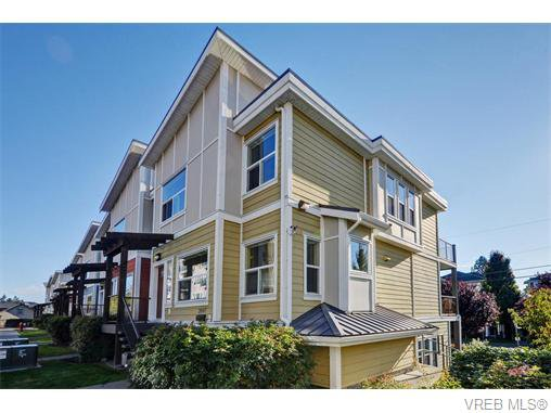 Main Photo: 2697 Azalea Lane in VICTORIA: La Langford Proper Townhouse for sale (Langford)  : MLS®# 370437