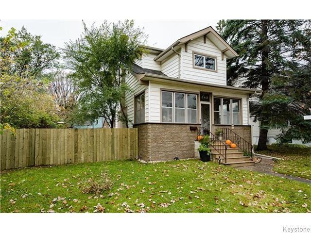 Main Photo: 348 Mandeville Street in Winnipeg: Deer Lodge Residential for sale (5E)  : MLS®# 1626213