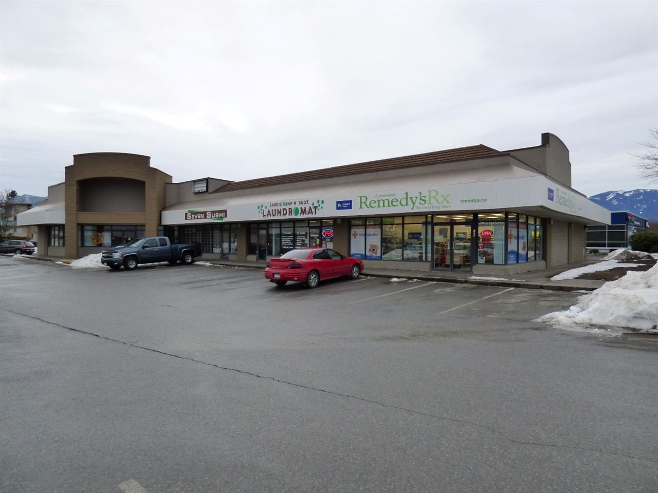 Main Photo: 45428 LUCKAKUCK Way in Chilliwack: Sardis West Vedder Rd Retail for sale (Sardis)  : MLS®# C8010304
