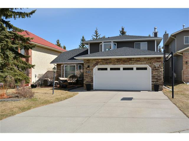 Main Photo: 610 EDGEBANK Place NW in Calgary: Edgemont House for sale : MLS®# C4110946