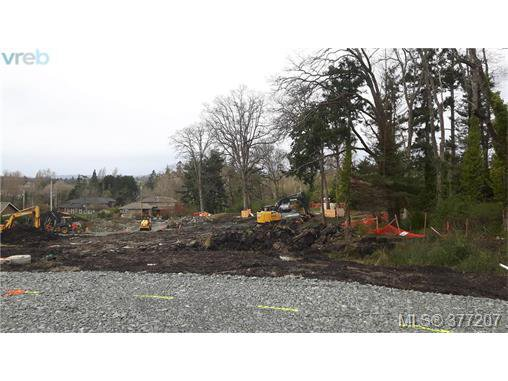 Main Photo: Lot 1 Braefoot Rd in VICTORIA: SE Mt Doug Land for sale (Saanich East)  : MLS®# 757315