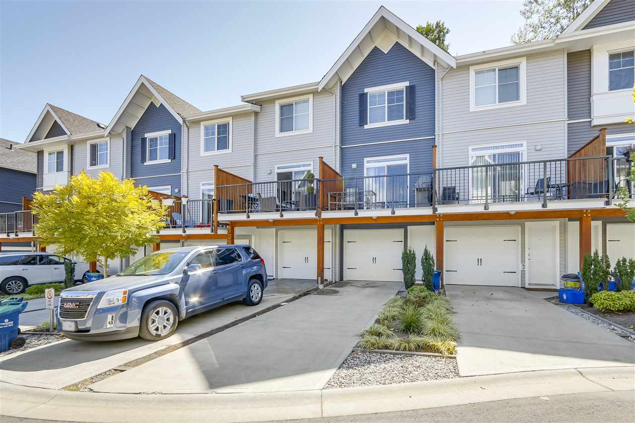 Main Photo: 8 19128 65 Avenue in Surrey: Clayton Townhouse for sale (Cloverdale)  : MLS®# R2198232