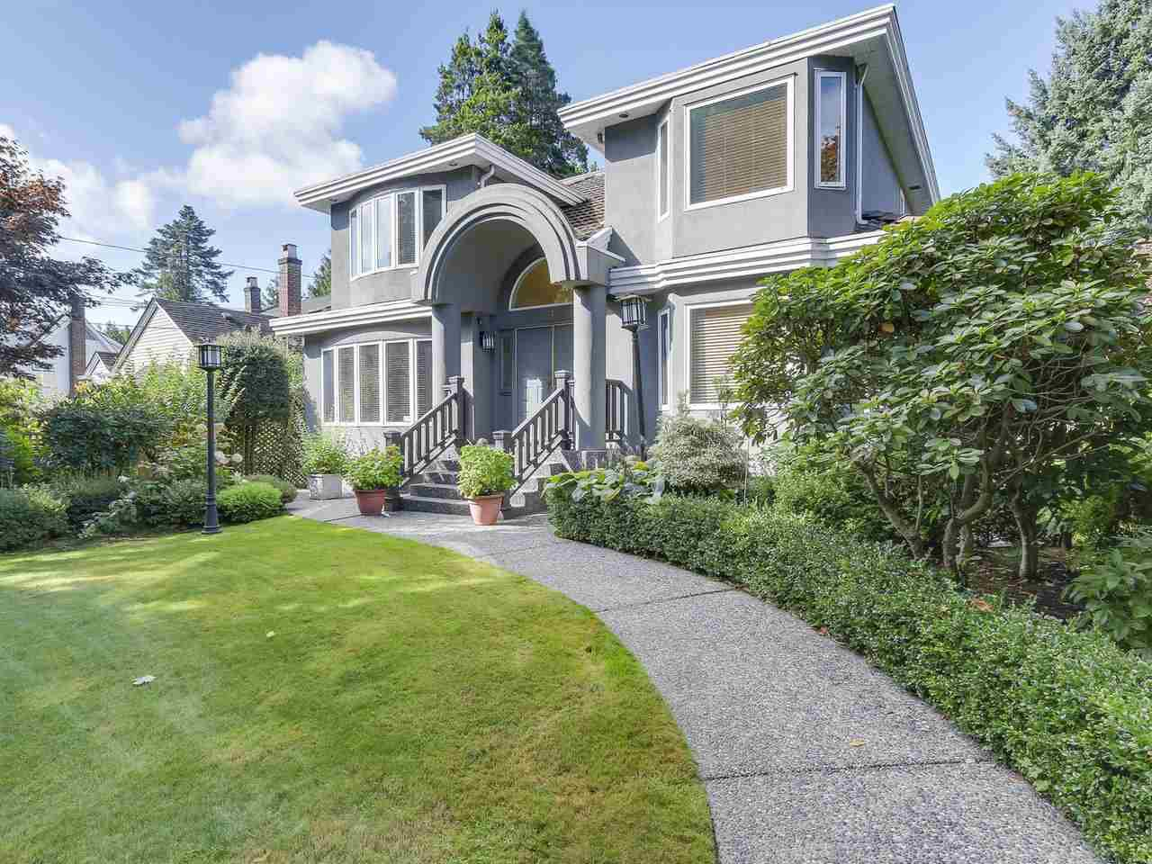 Main Photo: 5725 HOLLAND Street in Vancouver: Southlands House for sale (Vancouver West)  : MLS®# R2206914