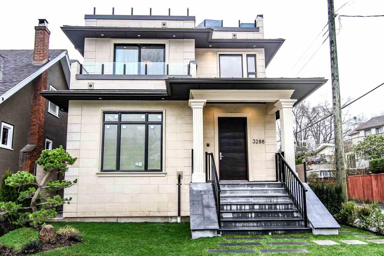 Main Photo: 3288 W 23RD AVENUE in : Dunbar House for sale : MLS®# R2028638