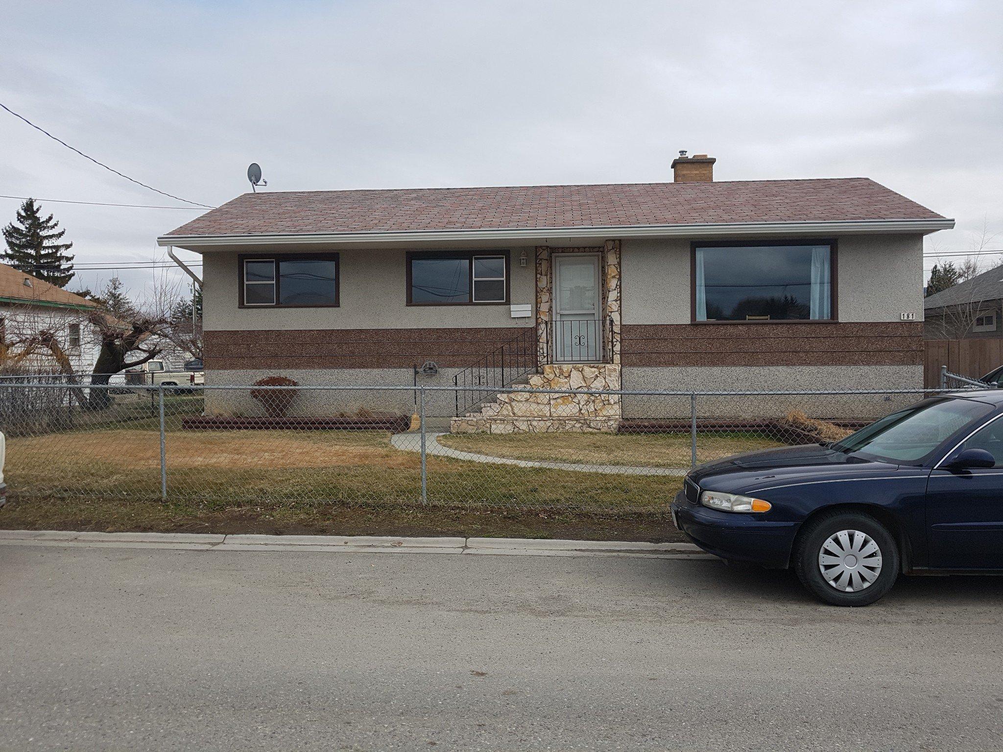 Main Photo: 181 Thrupp Street in Kamloops: North Kamloops House for sale