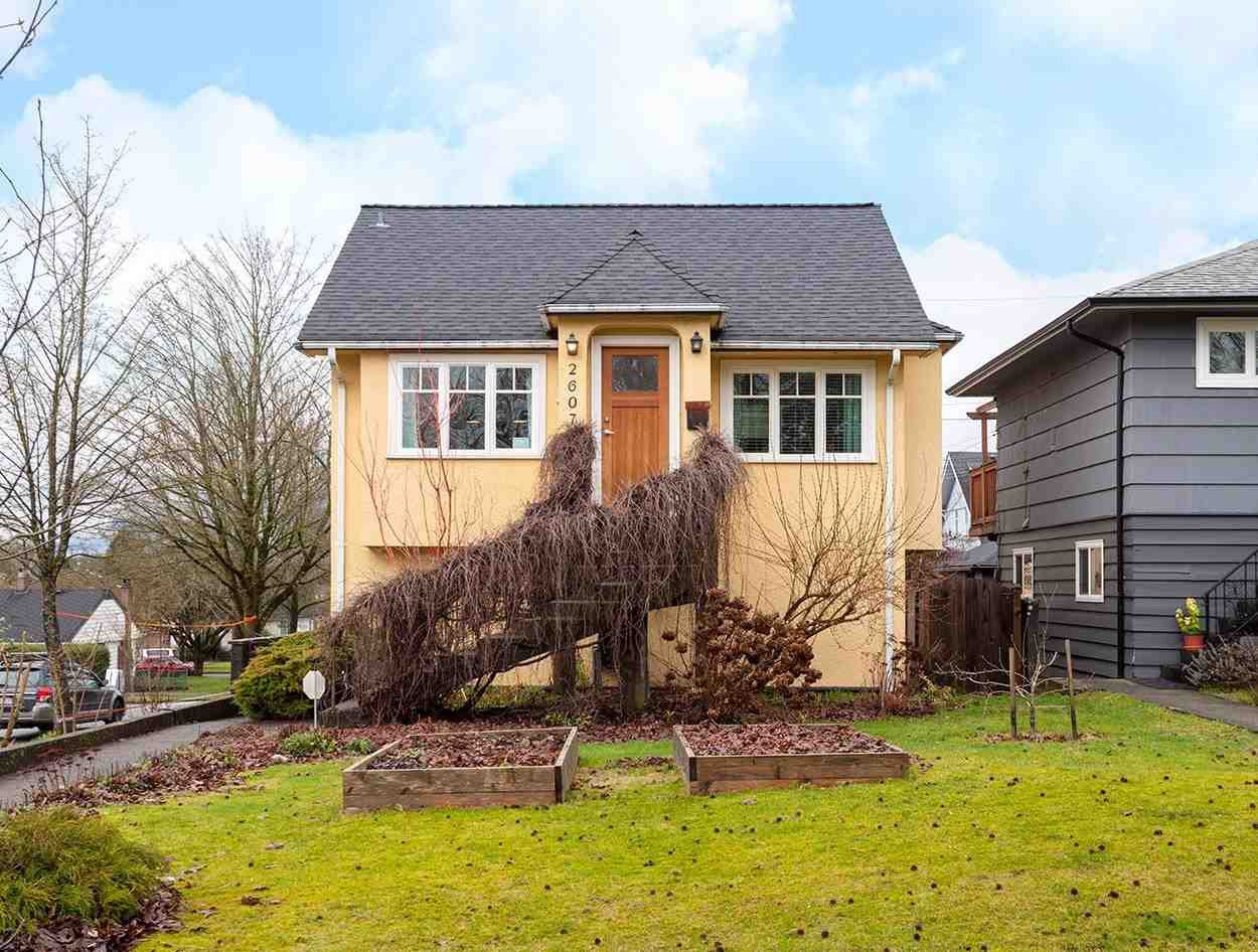 Main Photo: 2607 E 5TH Avenue in Vancouver: Renfrew VE House for sale (Vancouver East)  : MLS®# R2257760