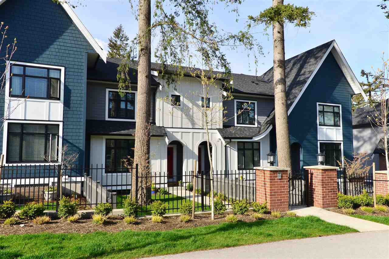 """Main Photo: 98 15677 28 Avenue in Surrey: Grandview Surrey Townhouse for sale in """"Hyde Park"""" (South Surrey White Rock)  : MLS®# R2268094"""