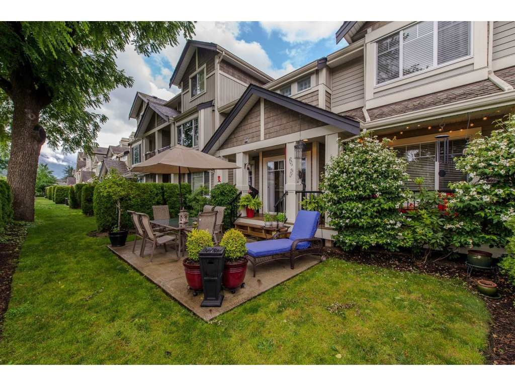 "Photo 19: Photos: 25 45550 SHAWNIGAN Crescent in Chilliwack: Vedder S Watson-Promontory Townhouse for sale in ""Garrison Crossing"" (Sardis)  : MLS®# R2283929"
