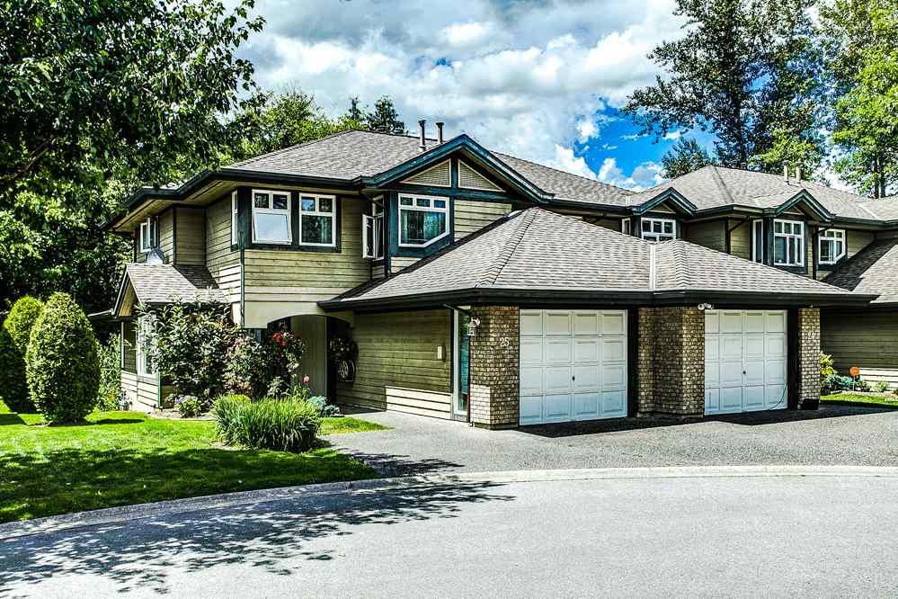 "Main Photo: 25 11737 236 Street in Maple Ridge: Cottonwood MR Townhouse for sale in ""Maplewood Creek"" : MLS®# R2309724"