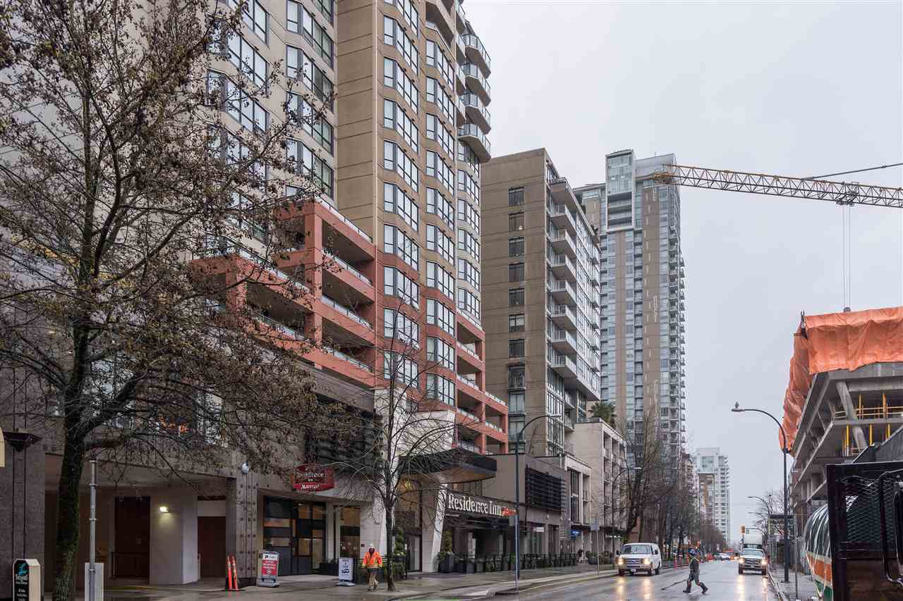 """Main Photo: 1003 1252 HORNBY Street in Vancouver: Downtown VW Condo for sale in """"PURE"""" (Vancouver West)  : MLS®# R2327511"""