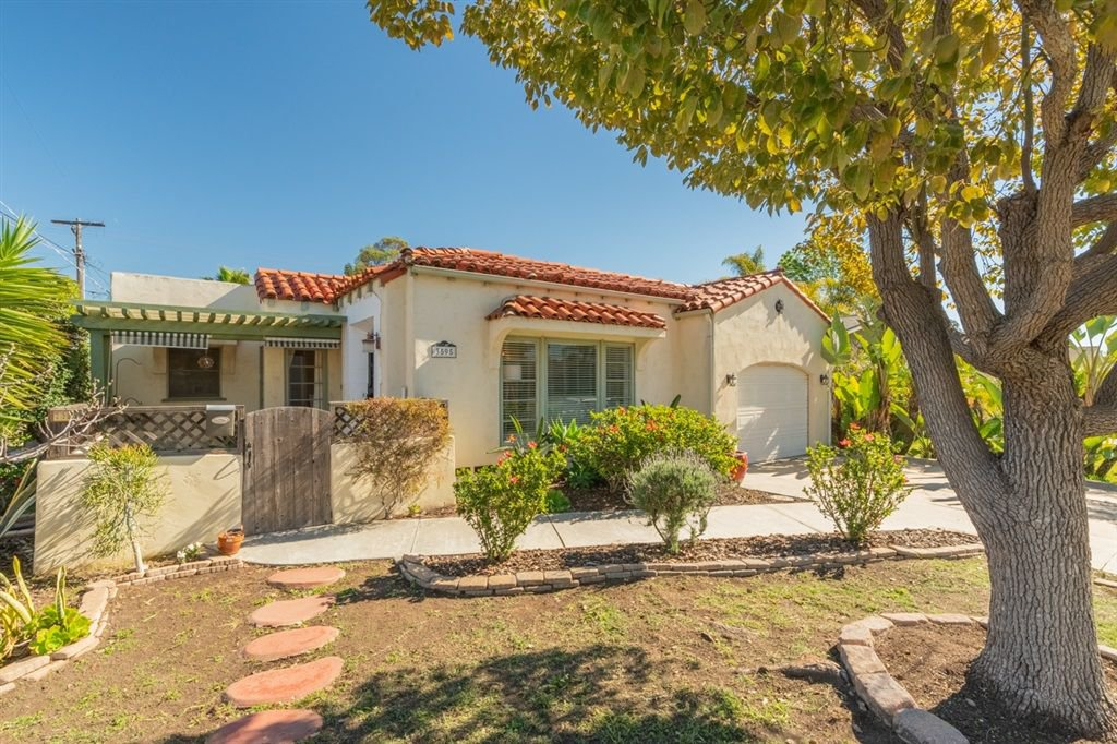 Main Photo: NORTH PARK House for sale : 3 bedrooms : 3595 31st in San Diego