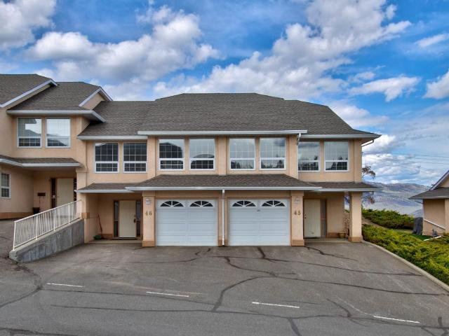 Main Photo: 46 1775 MCKINLEY Court in : Sahali Townhouse for sale (Kamloops)  : MLS®# 150765