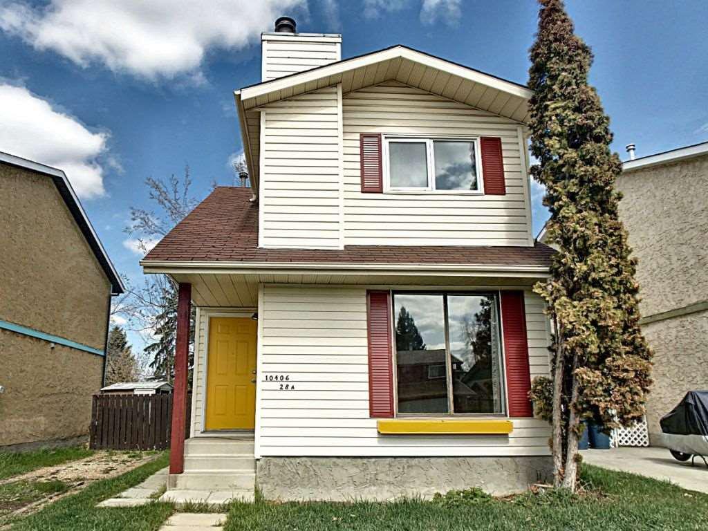 Main Photo: 10406 28A Avenue in Edmonton: Zone 16 House for sale : MLS®# E4157755