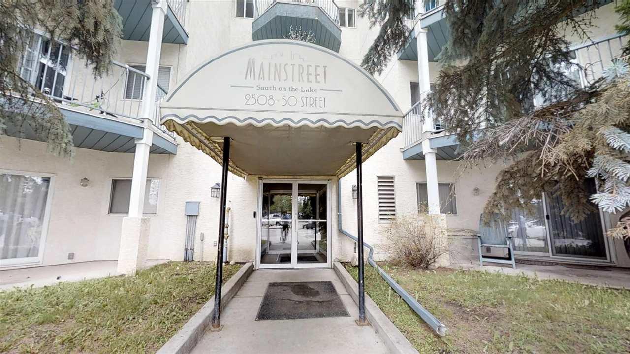 Main Photo: 113 2508 50 Street NW in Edmonton: Zone 29 Condo for sale : MLS®# E4158552