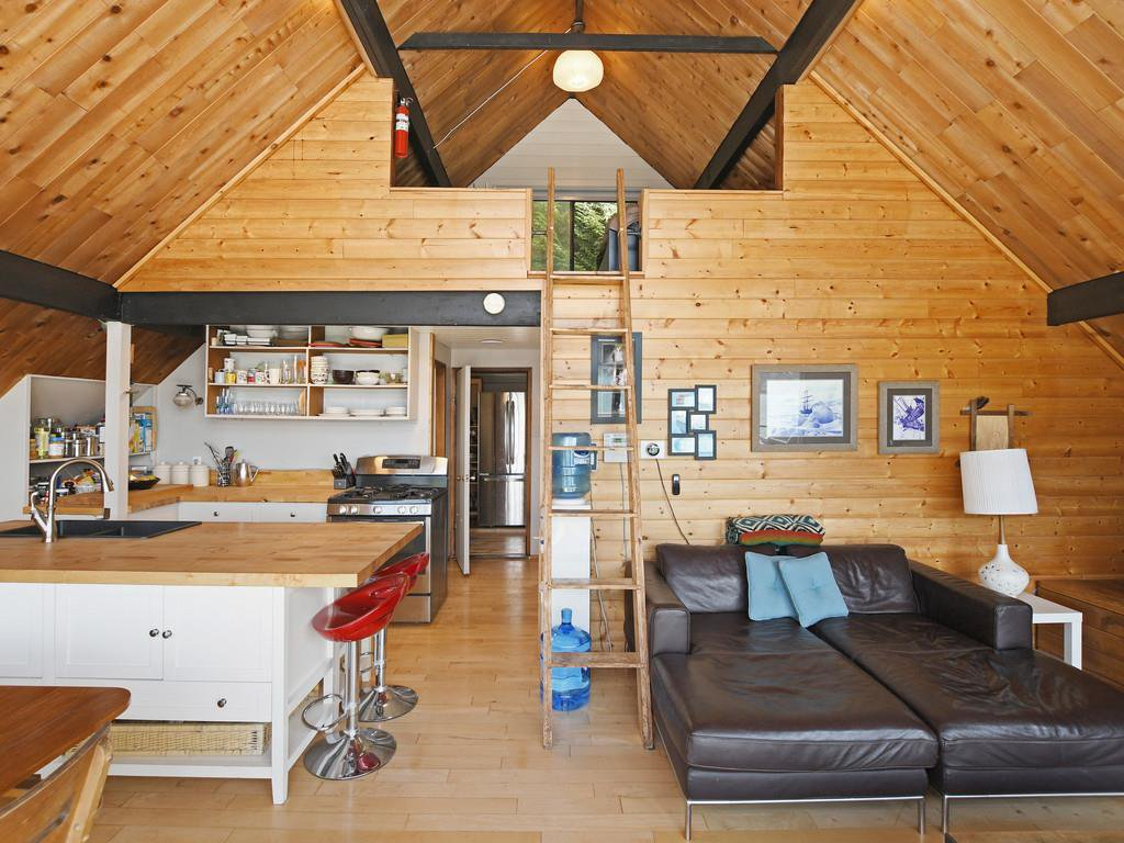 """Photo 4: Photos: 1 COSY Cove in North Vancouver: Indian Arm House for sale in """"Cosy COve"""" : MLS®# R2381296"""