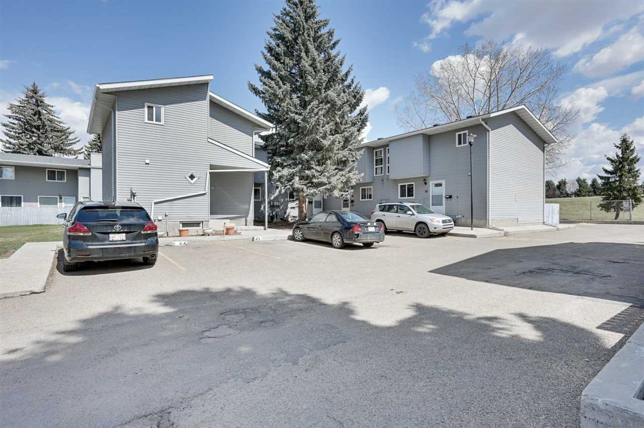 Main Photo: 22 1415 62 Street in Edmonton: Zone 29 Townhouse for sale : MLS®# E4163799