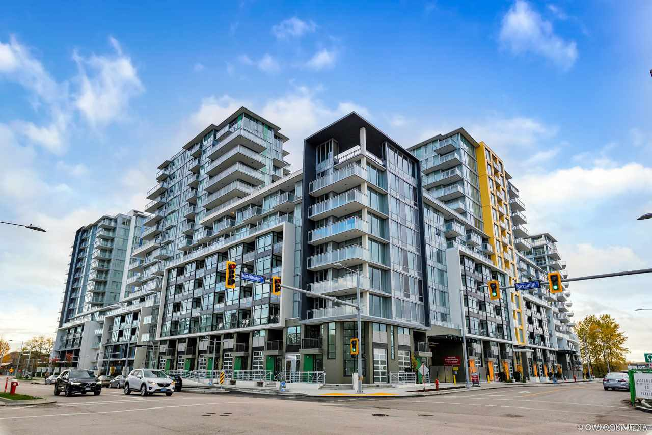 Main Photo: 503 8688 HAZELBRIDGE Way in Richmond: West Cambie Condo for sale : MLS®# R2423261