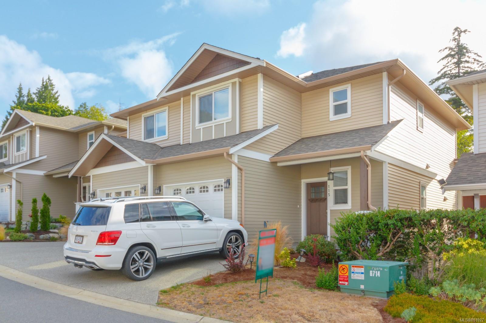 Main Photo: 115 6800 W Grant Rd in : Sk Sooke Vill Core Row/Townhouse for sale (Sooke)  : MLS®# 851927