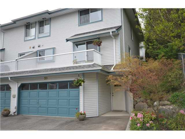 "Main Photo: 30 1355 CITADEL Drive in Port Coquitlam: Citadel PQ Townhouse for sale in ""CITADEL MEWS"" : MLS®# V888426"