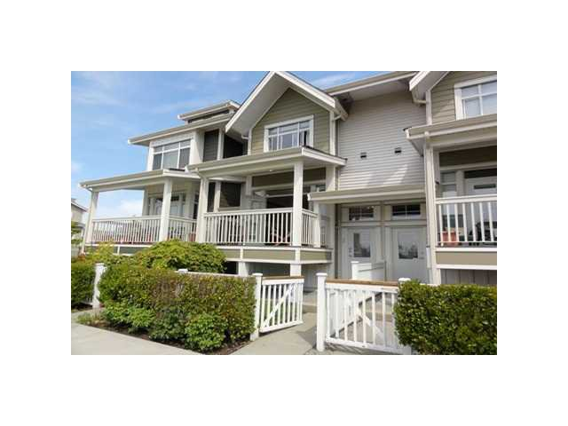 "Main Photo: 2 4311 BAYVIEW Street in Richmond: Steveston South Townhouse for sale in ""IMPERIAL LANDING"" : MLS®# V890156"