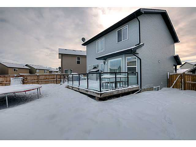 Photo 19: Photos: 340 NEW BRIGHTON Place SE in CALGARY: New Brighton Residential Detached Single Family for sale (Calgary)  : MLS®# C3596786