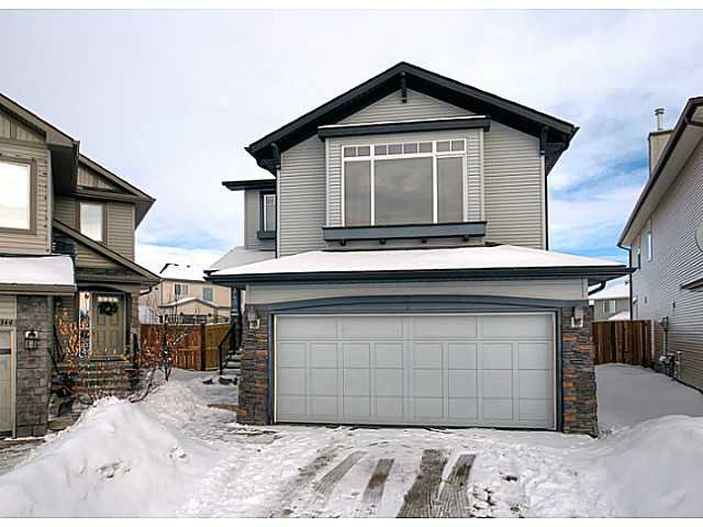 Photo 1: Photos: 340 NEW BRIGHTON Place SE in CALGARY: New Brighton Residential Detached Single Family for sale (Calgary)  : MLS®# C3596786