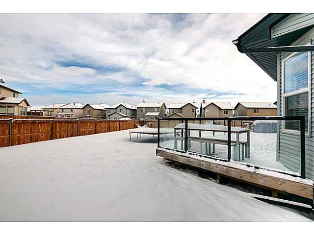 Photo 20: Photos: 340 NEW BRIGHTON Place SE in CALGARY: New Brighton Residential Detached Single Family for sale (Calgary)  : MLS®# C3596786