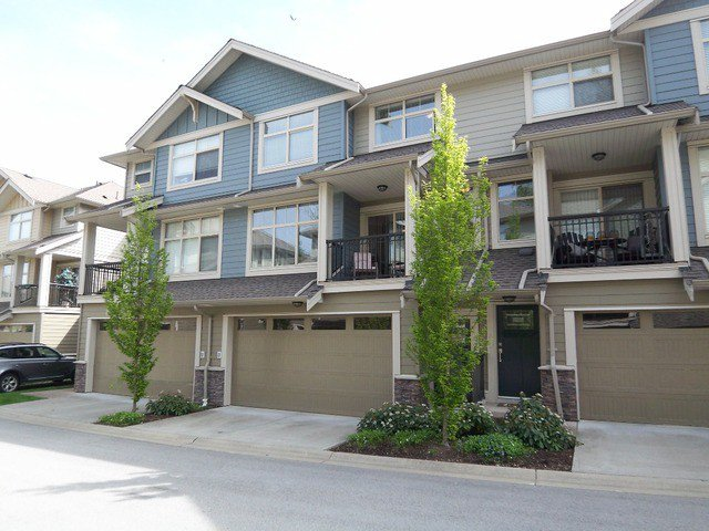"""Main Photo: 50 22225 50TH Avenue in Langley: Murrayville Townhouse for sale in """"Murray's Landing"""" : MLS®# F1409670"""