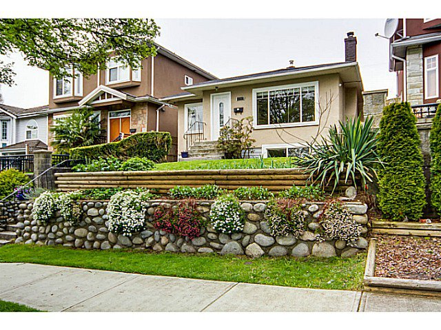 Main Photo: 5569 CULLODEN Street in Vancouver: Knight House for sale (Vancouver East)  : MLS®# V1061643