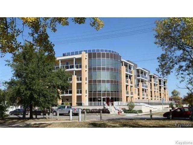 Main Photo: 770 Tache Avenue in WINNIPEG: St Boniface Condominium for sale (South East Winnipeg)  : MLS®# 1504569