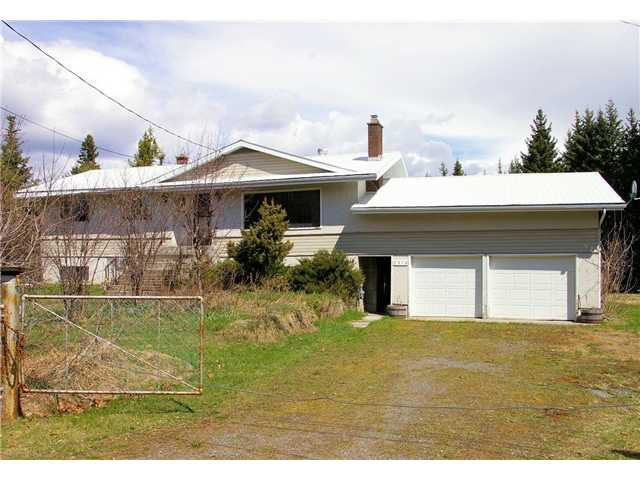 Main Photo: 2976 JORGENSON Road in Prince George: Old Summit Lake Road House for sale (PG City North (Zone 73))  : MLS®# N244702